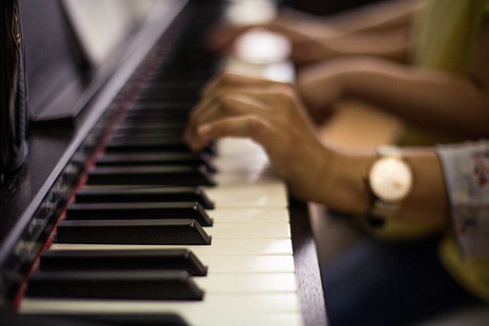 Best Schedule For Piano And Singing Lessons